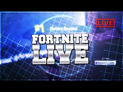 🚨LIVE🚨 ONE EYED MAN PLAYS FORTNITE SOLOS! 100+ WINS! (SOLO WINS: 40) GETTING 50!