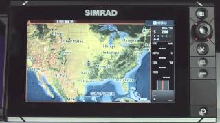 how to connect a simrad nss evo2 to wifi