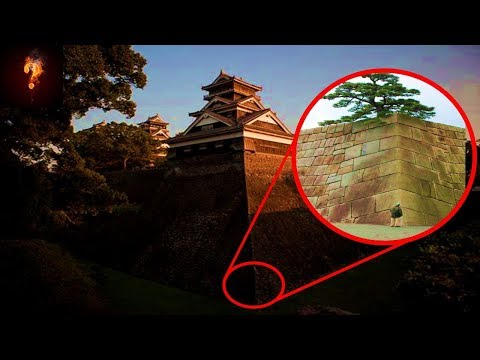 """Advanced Ruins"" Hidden Beneath Tokyo's Imperial Palace?"