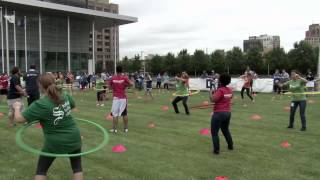 2014 Live Downtown Games Field Day