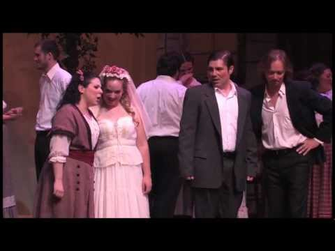 MARIE'S ORCHARD, ACT 1 -- A New American Opera composed in 2010 by Philip Westin