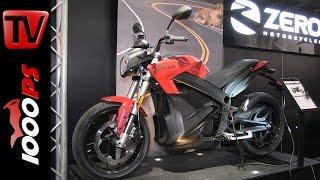 Zero SR E-Bike | Motorräder Dortmund 2015