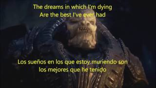 Mad World Gary Jules subtitulado español ingles