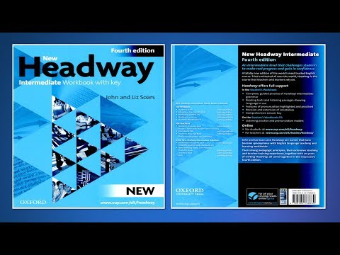 New Headway Intermediate Exercise Book 4th -All Units