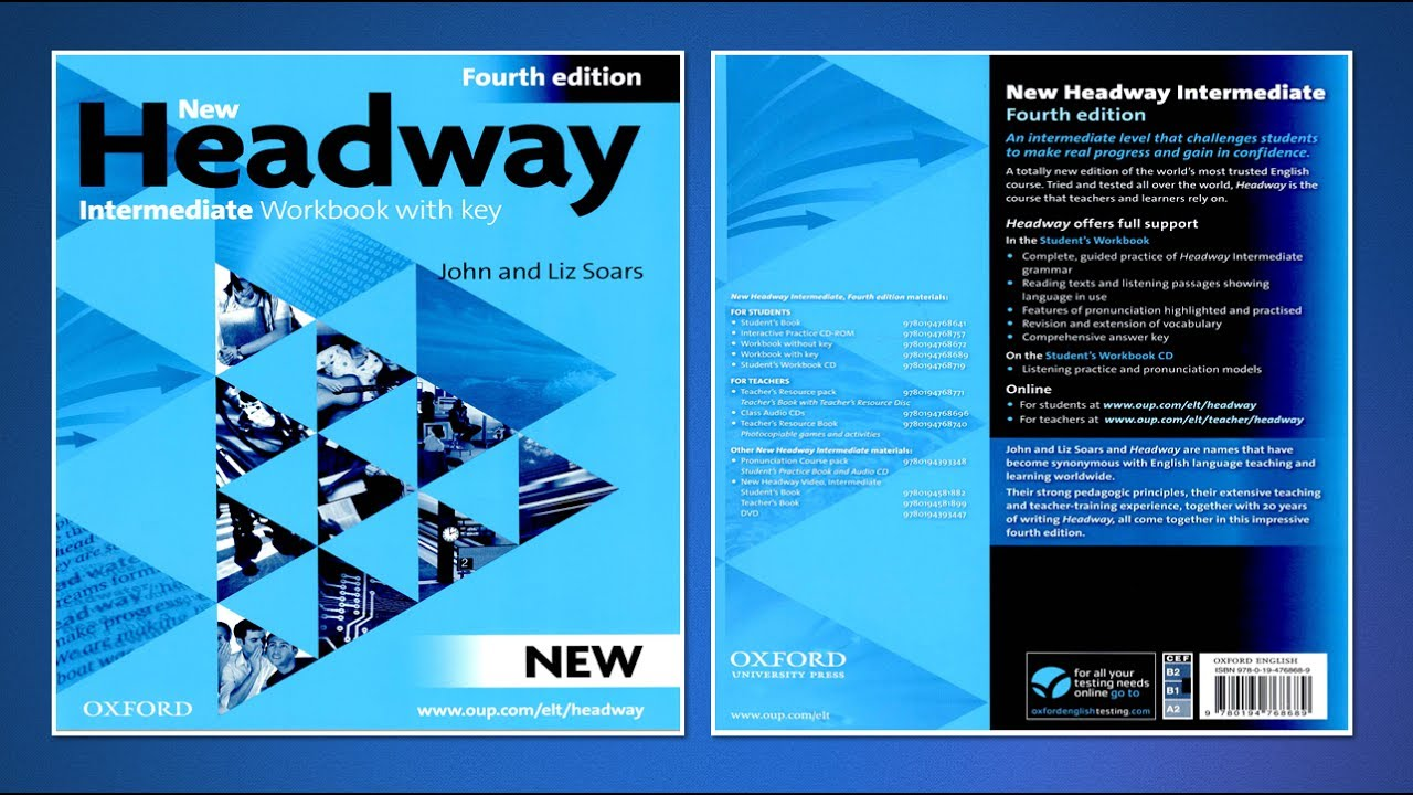 New Headway Upper Intermediate Students Book Audio