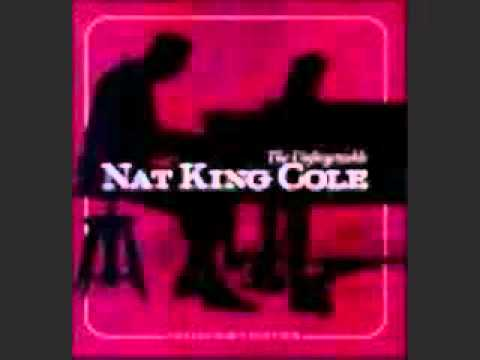 Nat King Cole   The Sand And The Sea   YouTube