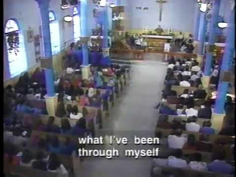 St Michael's Church Service - Behchoko NT (06/04/1995)