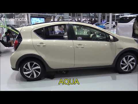 The Toyota Small Cars For 2020 Youtube