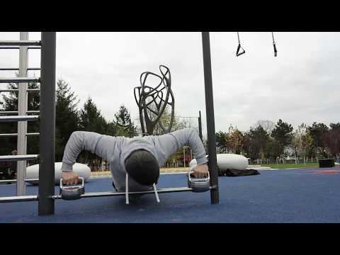 Parc Street Workout - Tineretului / MyEquilibria