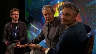 Facebook LIVE With Taika Waititi And Jeff Goldblum