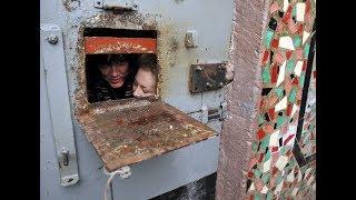 Хата на зоне в женской тюрьме