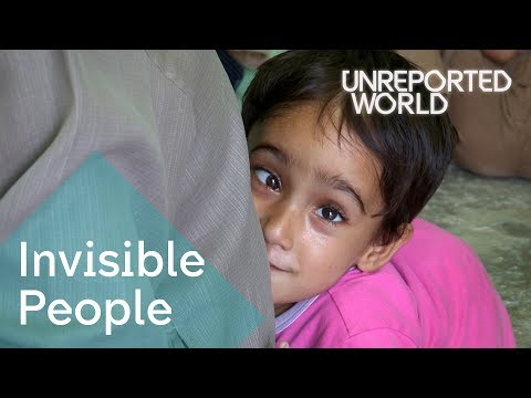 Disabled in a war zone: the most vulnerable victims of the Syrian war | Unreported World