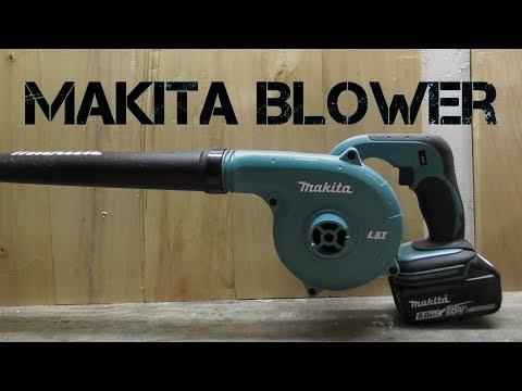 Видео обзор: MAKITA DUB 183 Z без АКБ и ЗУ