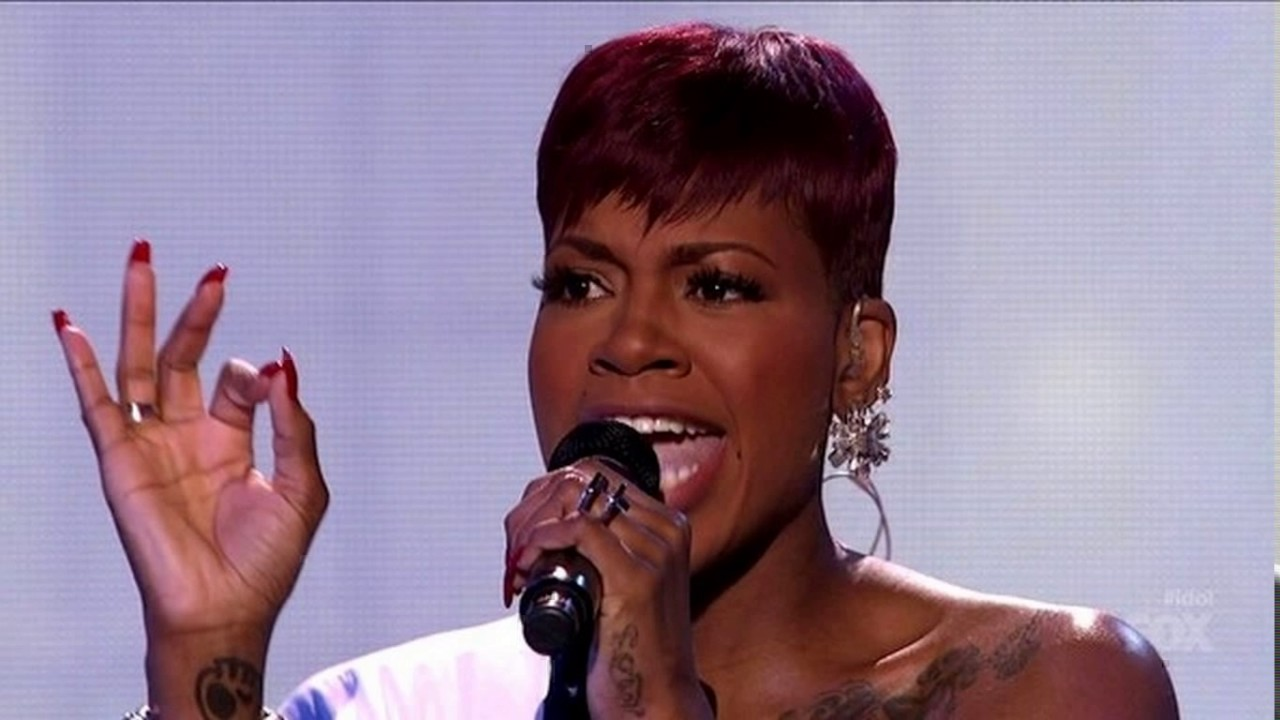 Fantasia Barrino Short Haircuts Youtube