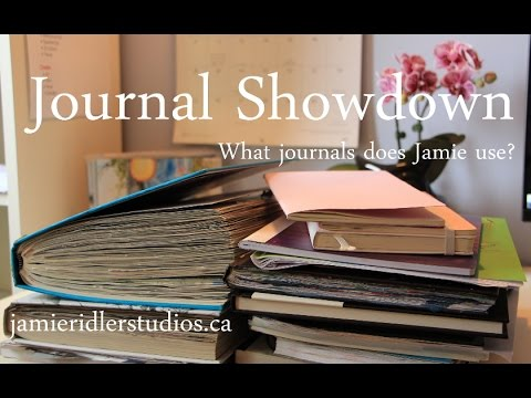 Journal Showdown!