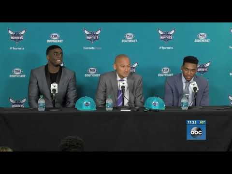 Struggling Hornets fire General Manager amid 24-33 season