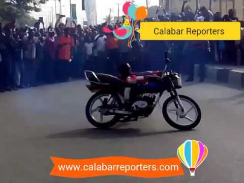 Download Carnival Calabar 2016 best Bikers Carnival display