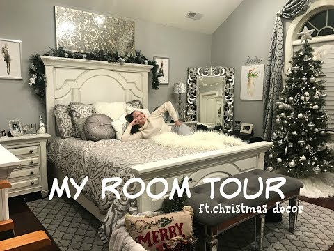 Thumbnail: MY PITTSBURGH ROOM TOUR ft. Christmas decor !!