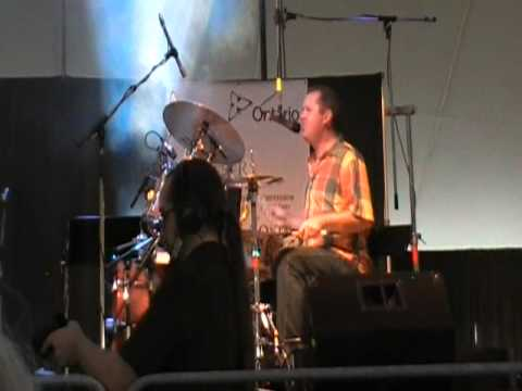 It Makes No Difference, Last Waltz Tribute Show, Kitchener Blues Festival 2011.