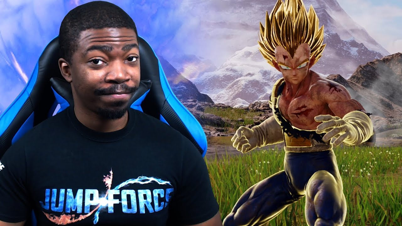 THE BEST ANIME ANNIVERSARY GAME!?! Jump Force Closed Beta Impressions!
