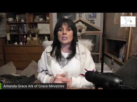 Ark of  Grace: Amanda Grace Talks...prophecy, The Supreme Court, and Insight