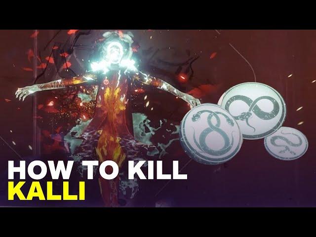 Destiny 2:  How to Kill Kalli the Corrupted - Last Wish Raid Guide (Boss 1)