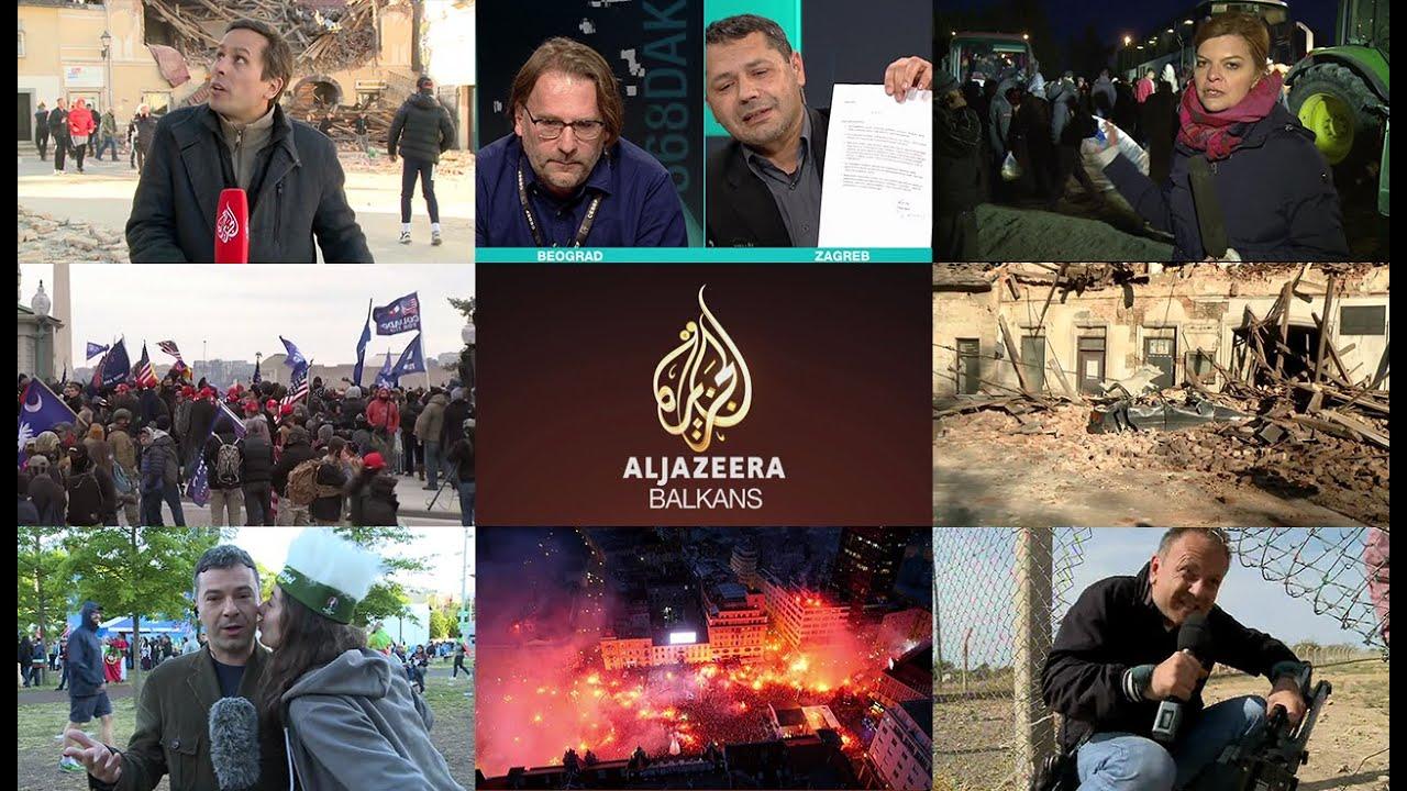 Glas koji se čuje | Al Jazeera Balkans – 10 godina