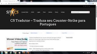 Como traduzir seu CS 1.6 para o PORTUGUÊS