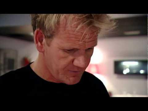 Revisit to Runaway Girl - Ramsay's Kitchen Nightmares