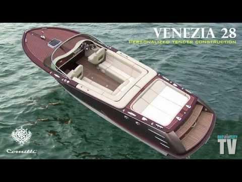 Comitti Venezia 28 - Personalized Tender Construction