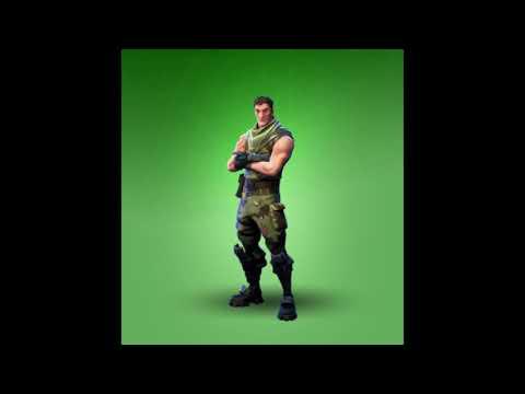 All Green Skin /fortnite/