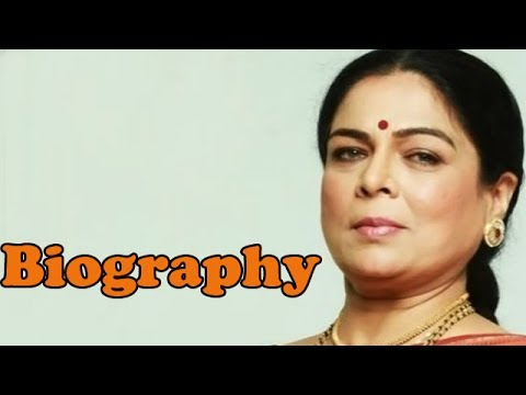 Reema Lagoo - Biography