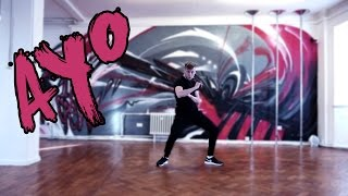 AYO - Chris Brown x Tyga Dance Video! (Choreography)