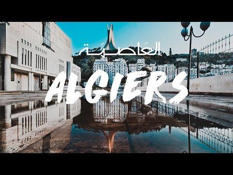 ألعاصمة بألوان السماء || Algiers Colors of sky