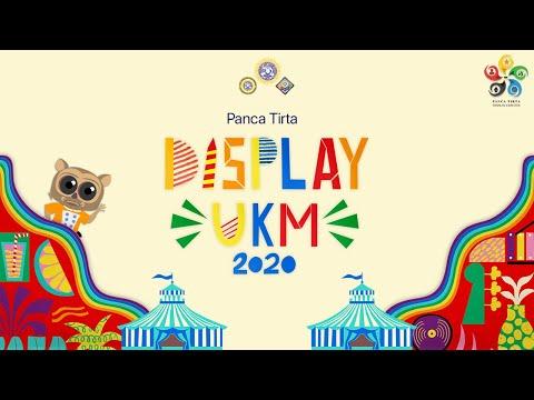 PANCA TIRTA DISPLAY UKM 2020