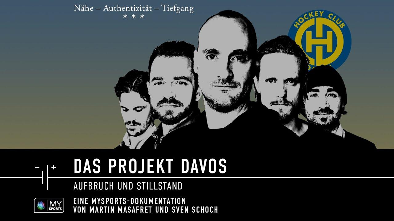 DAS PROJEKT DAVOS - Aufbruch und Stillstand l Die Hockey-Doku