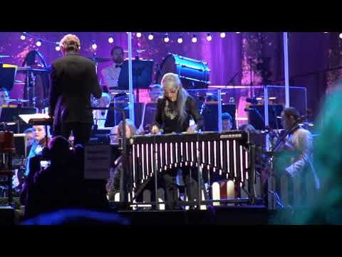 Evelyn Glennie at BBC Proms in the Park Enniskillen 2017
