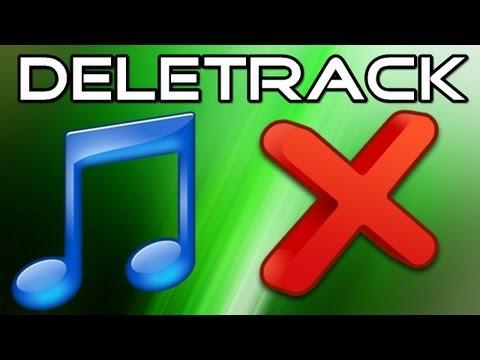 DeleTrack (Cydia App) - Die Lieder direkt vom iPhone/iPod Touch aus löschen