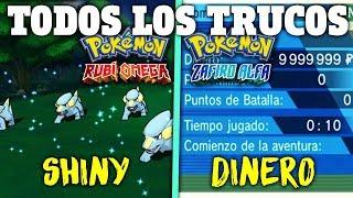 Trucos Para Pokemon Zafiro Alfa