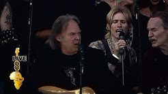 Neil Young - Rockin' In The Free World (Live 8 2005)