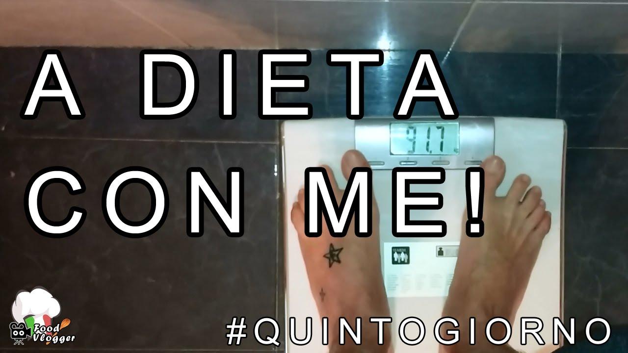 Diete Veloci 5 Kg : Dimagrire velocemente 4 kg in 7 giorni vlog a dieta con me episodio