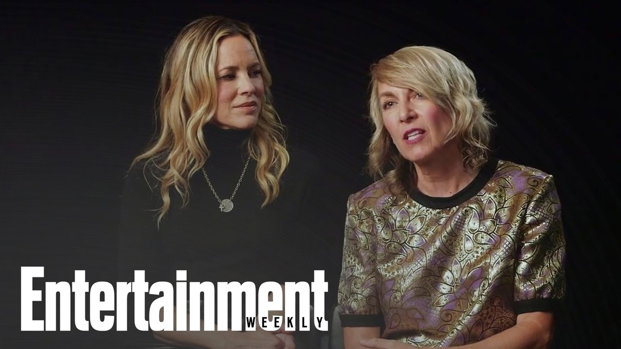 Download Maria Bello On Playing Kathy Eldon In 'The Journey Is The Destination' | Entertainment Weekly