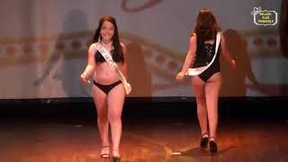 BELLEZA PLUS VENEZUELA 2017. DESFILE EN TRAJE DE BAÑO GRUPO DE CANDIDATAS TEENS