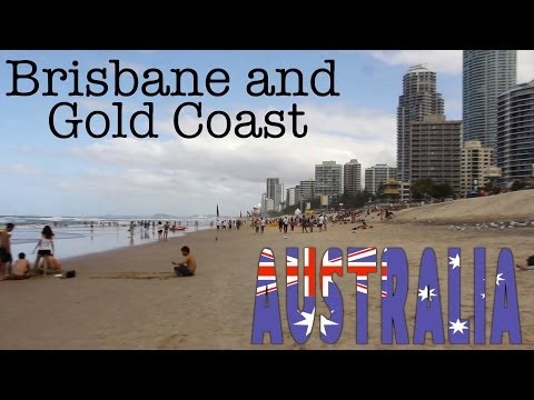 Brisbane and Gold Coast [AUSTRALIA episode 9]