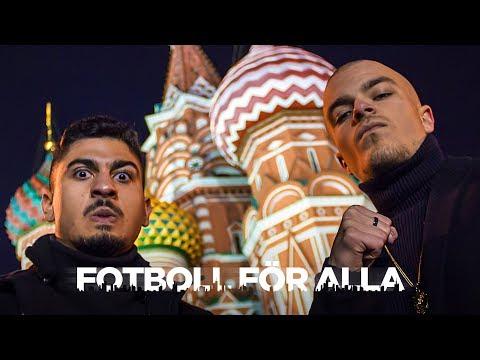 Lansering av VM-Bollen i Moskva! | Fotboll För Alla