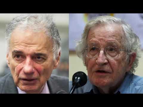 Ralph Nader & Noam Chomsky on Venezuela, Gaza, & Sunrise Movement | 3/2/2019