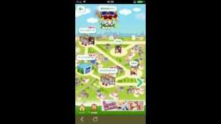 「ポケットランド by@games:DL無料のきせかえアバター」チュートリアル動画