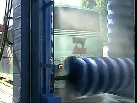 CECCATO Baltic HP  Автоматическая портальная мойка для грузовых автомобилей | Портальные мойки