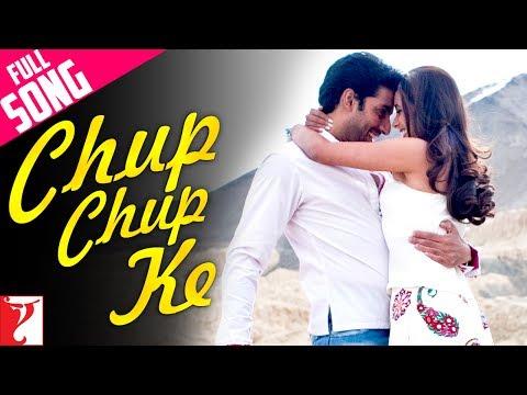 Chup Chup Ke - Full Song | Bunty Aur Babli | Abhishek Bachchan | Rani Mukerji