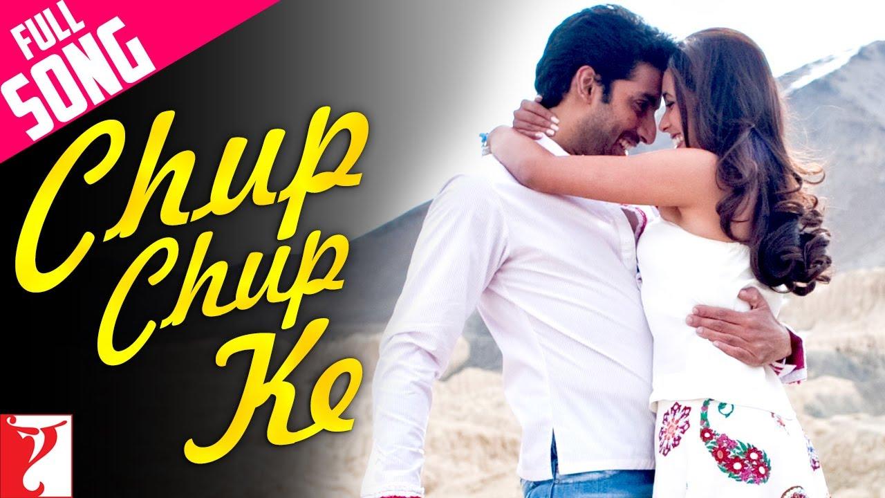 Chup Chup Ke - Full Song | Bunty Aur Babli | Abhishek ...